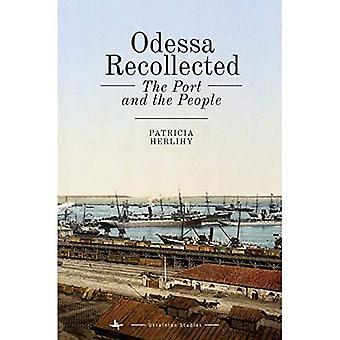 Odessa, erinnerte sich: Den Hafen und die Menschen (ukrainische Studien)