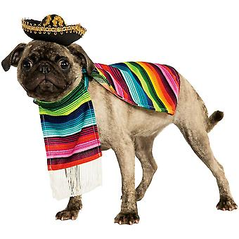 Pet Mexican Costume