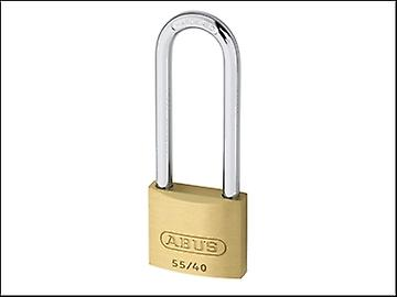 ABUS 55/40HB63 40mm en laiton cadenas 63mm Long Manille