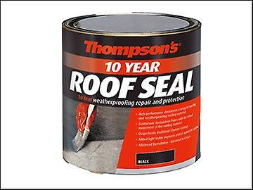 Ronseal Thompsons High Performance Roof Seal Black 4 Litre