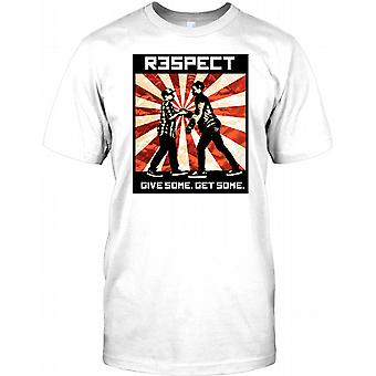 Respect - Give Some Get Some Kids T Shirt