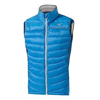 Mizuno Mens Thermo Gilet Performance Sleeveless Jacket