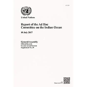 Report of the Ad Hoc Committee on the Indian Ocean - 10th July 2017 b