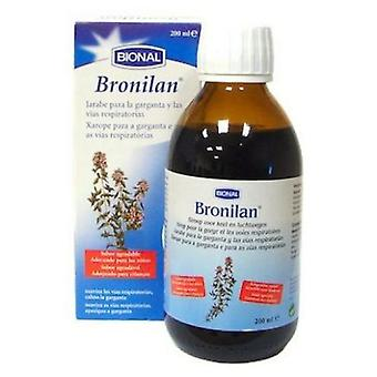 Bional Syrup 200 ml Bronchilan (Vitamins & supplements , Special supplements)
