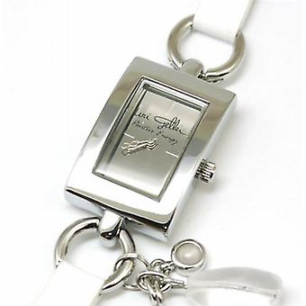 Uri Geller Positive Energy Leather Strap Charm Fashion Watch 688051