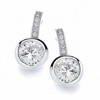 Cavendish French Special Solitaire Stud Earrings