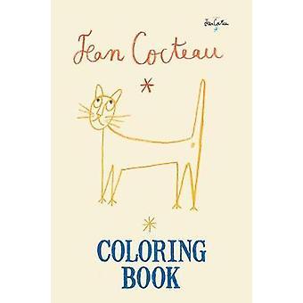 Jean Cocteau Coloring Book by Jean Cocteau - 9781551526409 Book