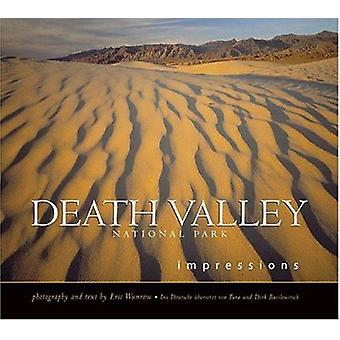 Death Valley National Park Impressions by Eric Wunrow - Eric Wunrow -