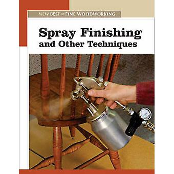 Spray Finishing and Other Techniques by Fine Woodworking - Fine Woodw