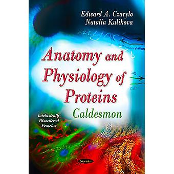 Anatomy & Physiology of Proteins - Caldesmon by Edward A. Czurylo - Na