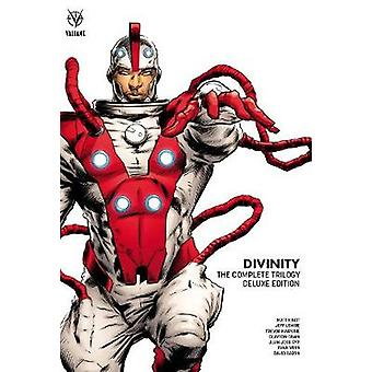 Divinity - The Complete Trilogy Deluxe Edition by Matt Kindt - 9781682