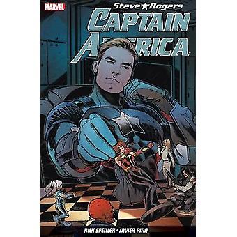 Captain America - Steve Rogers - Volume 3 - Vol. 3 by Javier Pina - 978