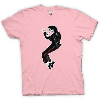 Kids t-skjorte-Michael Jackson dårlig