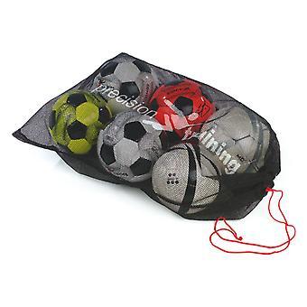Præcisions træning Herre Fodbold bold carry taske sæk (10 Ball)