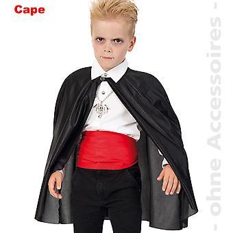 Cloak Cape kids vampire Cape Dracula witch vampire costume children costume
