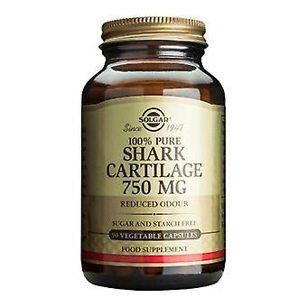 Solgar 100% Pure Shark Cartilage 750mg Caps 90 (2601)