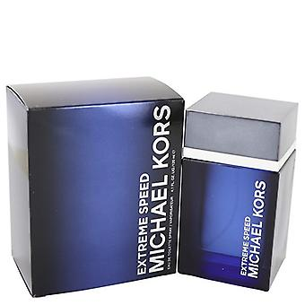 Michael Kors Michael Kors Extreme Speed eau de toilette spray 121ml/4.1 oz