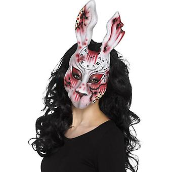 Boze Bunny masker Halloween fancy dress accessoire