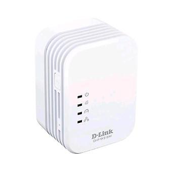 D-link dhp-w310av powerline 500m homeplug av wireless 500 mbps
