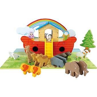 Legler Wooden NoahS Ark Play Set