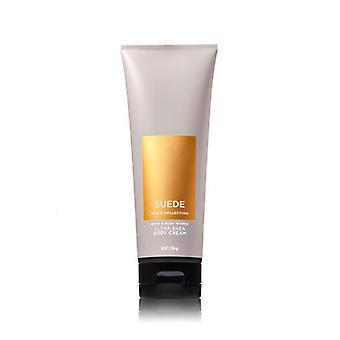 Bath & Body Works Suede Ultra Shea Body Cream 8 oz / 226 g