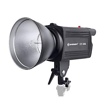 BRESSER ST-500 Lámpara de estudio halógena 500W