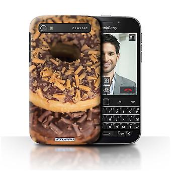 STUFF4 Case/Cover voor Blackberry Classic/Q20/Toffee/lekkere Donuts