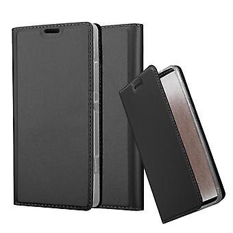 Cadorabo Hülle für Sony Xperia SP Case Cover - Handyhülle mit Magnetverschluss, Standfunktion und Kartenfach – Case Cover Schutzhülle Etui Tasche Book Klapp Style