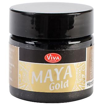Viva Decor Maya Gold 50Ml Hematite Maya 80034