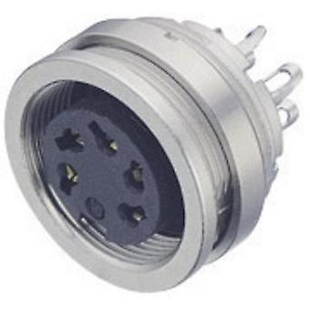 Binder 09-0174-00-08 723 Micro Circular Connector Series Nominal current: 5 A Number of pins: 8 DIN
