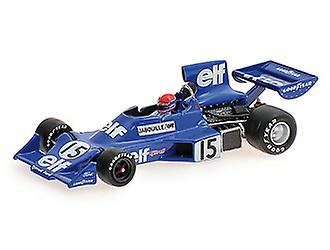 Tyrrell Ford 007 (Jean-Pierre Jabouille - 1975) Diecast Model Car