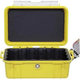 PELI Ourtdoor box 1050 1 l (W x H x D) 191 x 79 x 129 mm Yellow 1050-025-240E