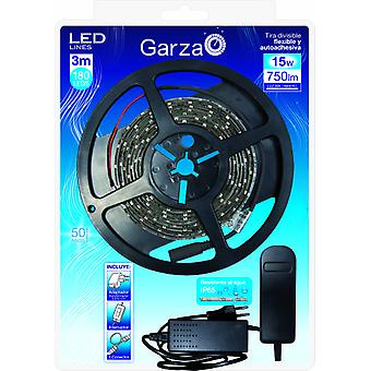 Garza Led Strip 15W 750LM 3M 60K (Casa , Illuminazione , Decorativa)