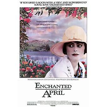 Enchanted April Movie Poster (11 x 17)