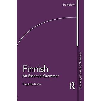 Finnish An Essential Grammar by Karlsson