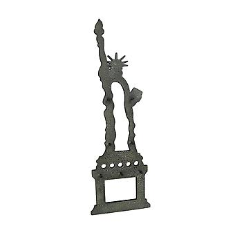 Statue of Liberty Decorative Wooden Wall Hook Hanging
