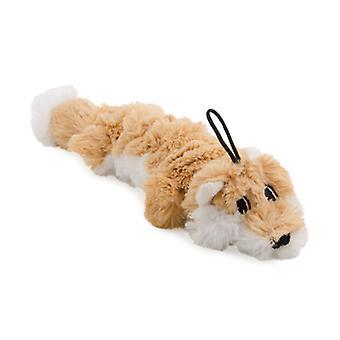 Rep fyllda plysch Fox liten 28 cm (förpackning med 6)