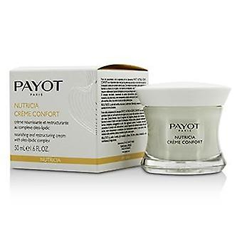 Payot Nutricia Creme Confort Nourishing & Restructuring Cream - For Dry Skin - 50ml/1.6oz