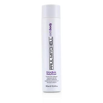 Paul Mitchell Extra-Body Daily Rinse (Thickens and Detangles) - 300ml/10.14oz