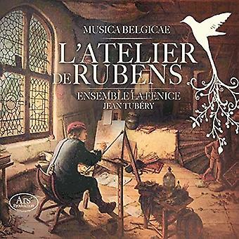 Toro / Eijck / Munnincks / Fenice / Tubery - importación de Estados Unidos L'Atelier De Rubens [SACD]