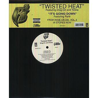 Ruff Ryders - Twisted warmte [Vinyl] USA importeren