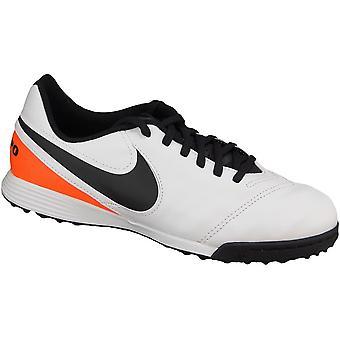 Nike Kids Tiempo legenden VI TF Jr 819191-108 barna torv fotball trenere