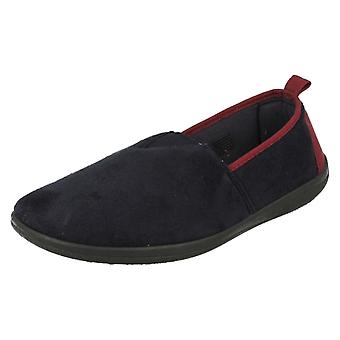 Mens Padders Memory Foam House Slippers Blake