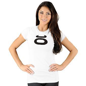Jaco kvinders stædighed II Crew Neck T-Shirt-hvid