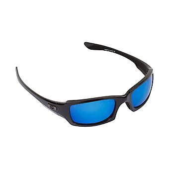 New SEEK Replacement Lenses for Oakley FIVES SQUARED Silver Mirror Blue