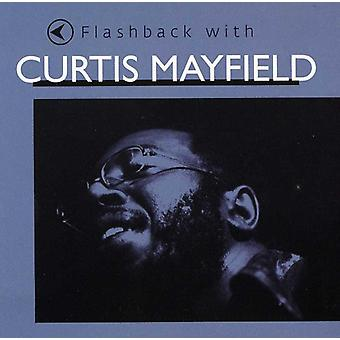 Curtis Mayfield - Flashback with Curtis Mayfield [CD] USA import