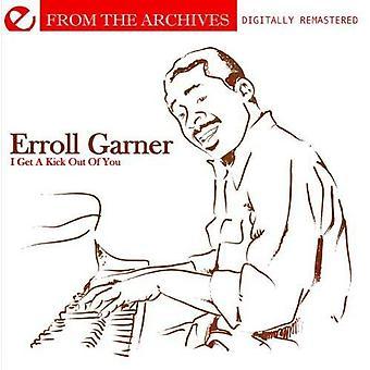 Erroll Garner - ich bekomme einen Kick Out of man-von the Archives [CD] USA Import