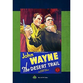 Importación de USA de camino del desierto [DVD]