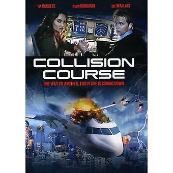 Kollisionskurs [DVD] USA importerer