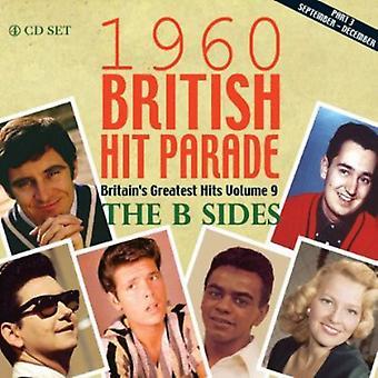 1960 British Hit Parade: B lati parte tre: Sept-- 1960 British Hit Parade: B lati parte tre: importazione di Sept-[CD] USA